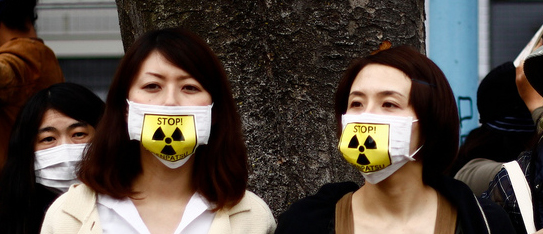 4.11 原発反対デモin高円寺 Anti nuclear power protest